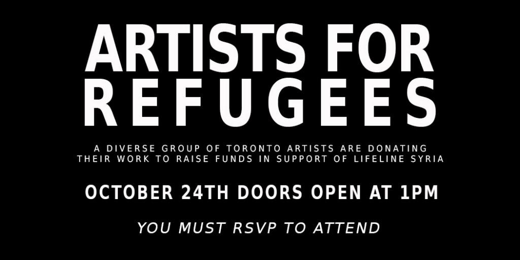 Artist for Refugees